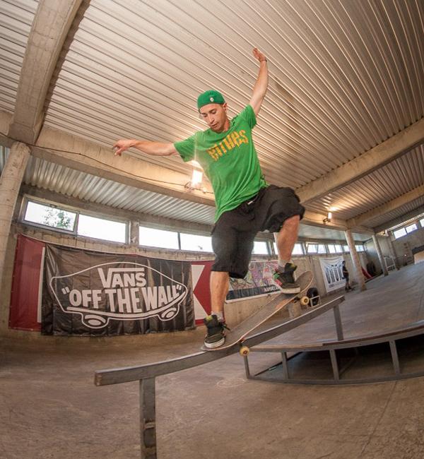 Скейт в България - Сливен - Лозьо Димитров
