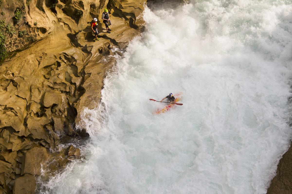 Най-дивите реки - Аниол Серасолсес - Санто Доминго