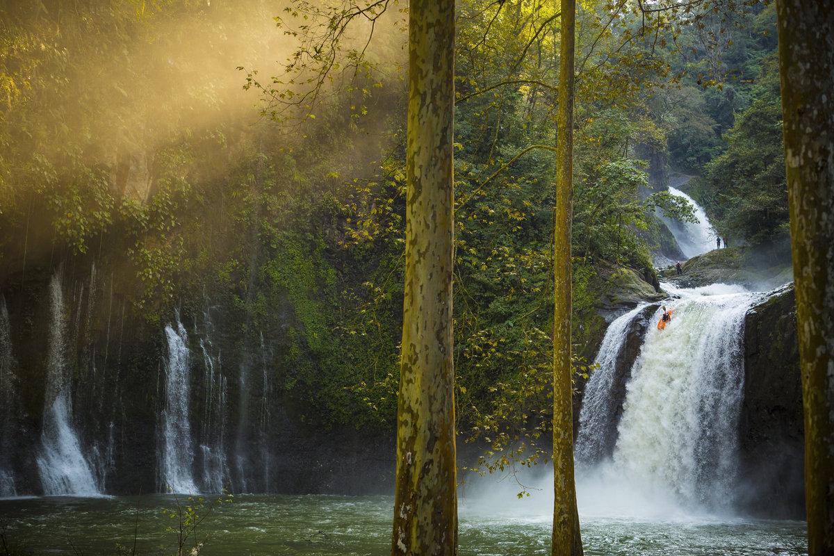 Диви реки - Дейн Джаксън - Веракрус, Мексико