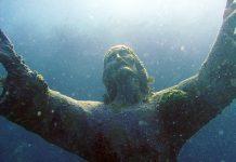 Подводни статуи