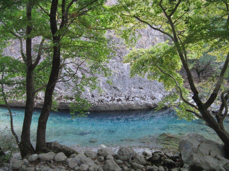 Приключение с планински водач - Гърция, Албания
