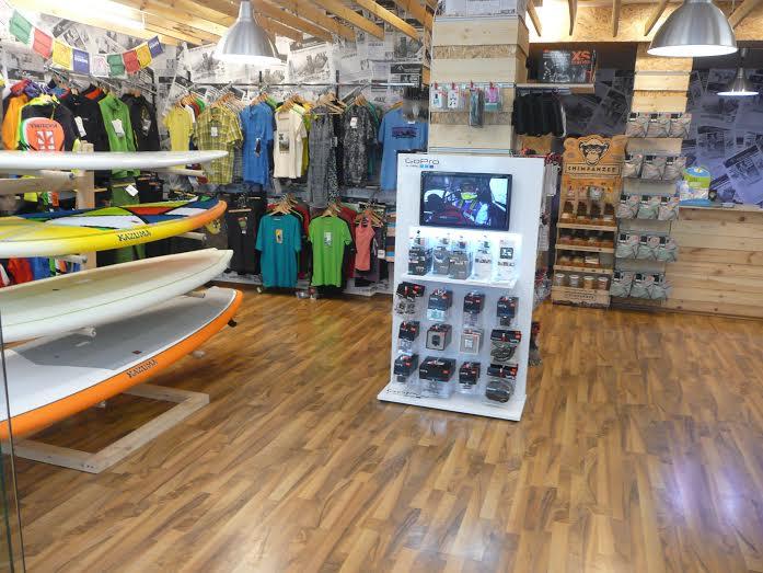 Новият магазин Basecamp на XCoSports в София