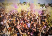Фестивал на цветовете 2015. Снимка: Яне Голев