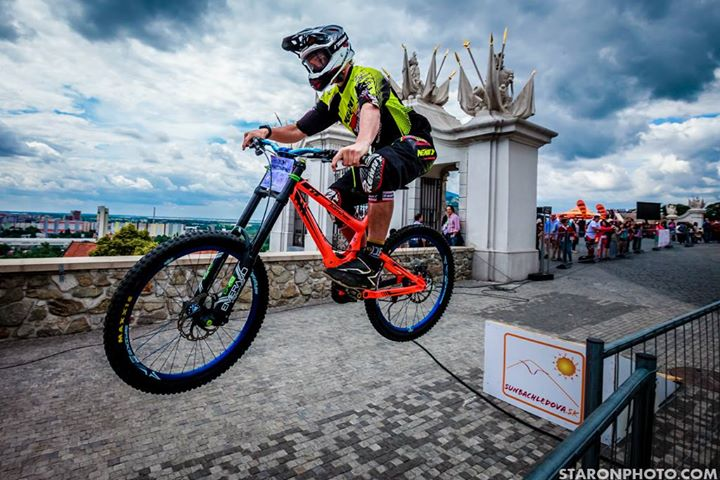 Bratislava City Downhill 2015
