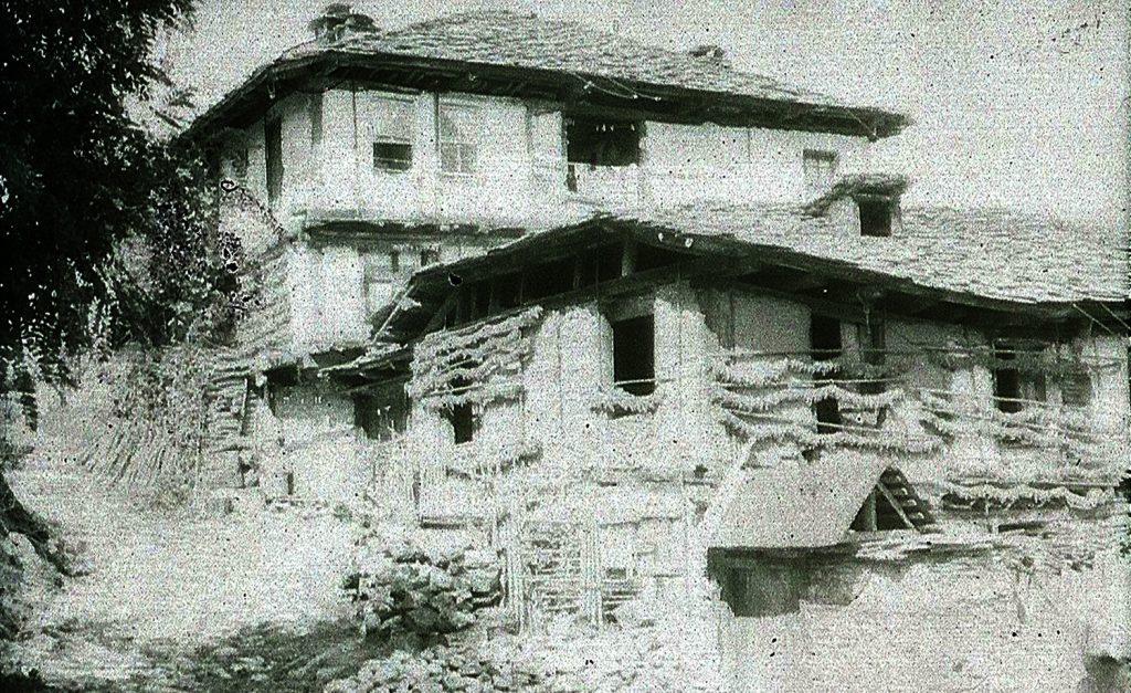 Село Долен. Снимка: Л. Дончева, 1979 г.