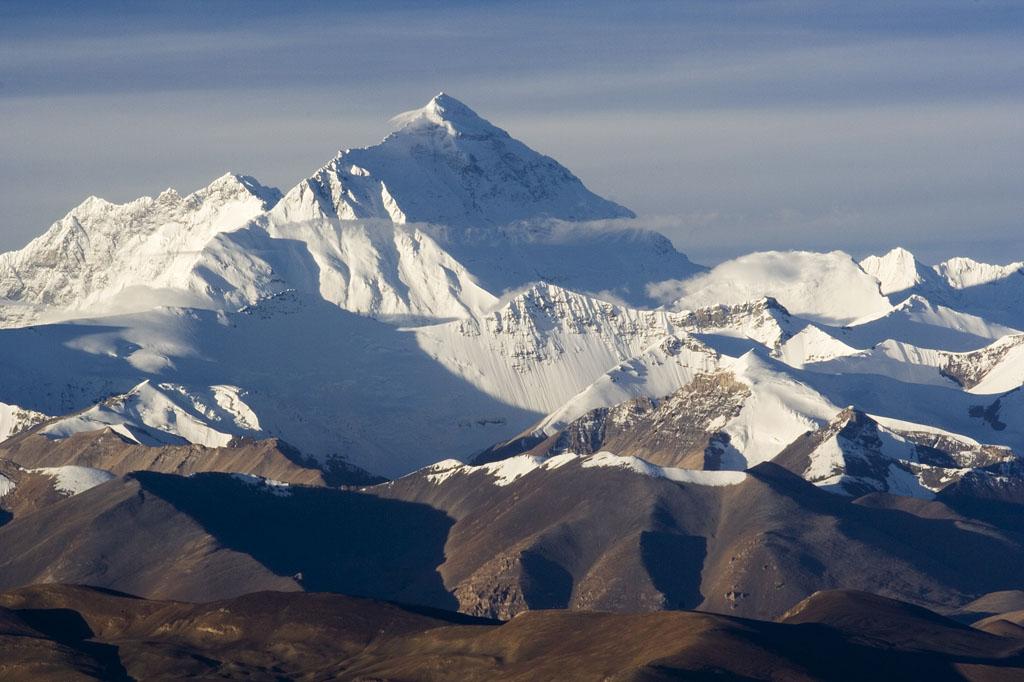 Еверест се топи
