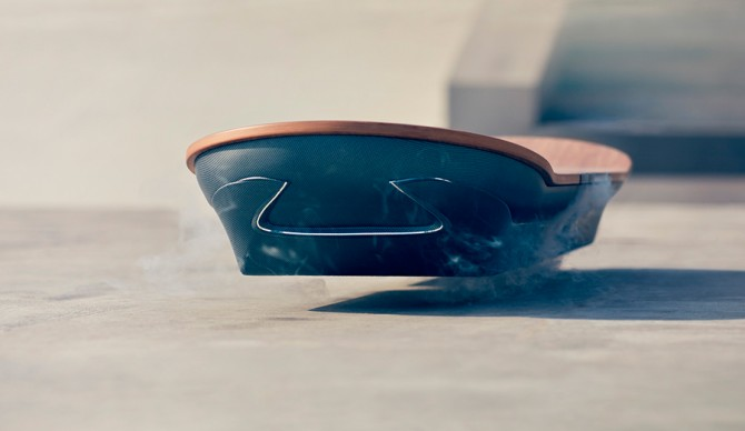 Скейт във въздуха от Lexus