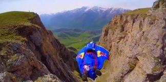 Валери Розов лети през Кавказ