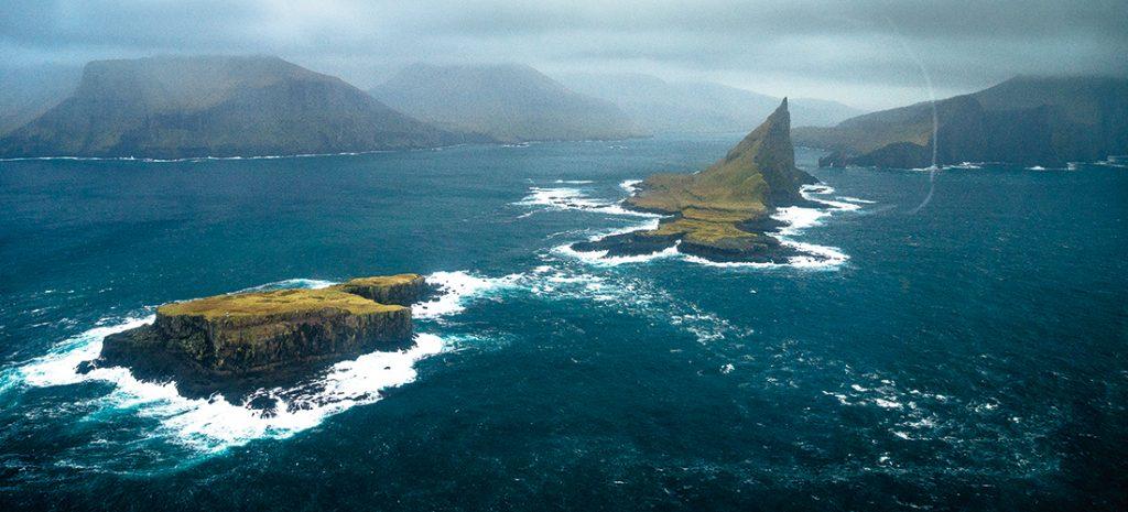"""Фиордът"": Крис Буркард на Фарьорските острови"