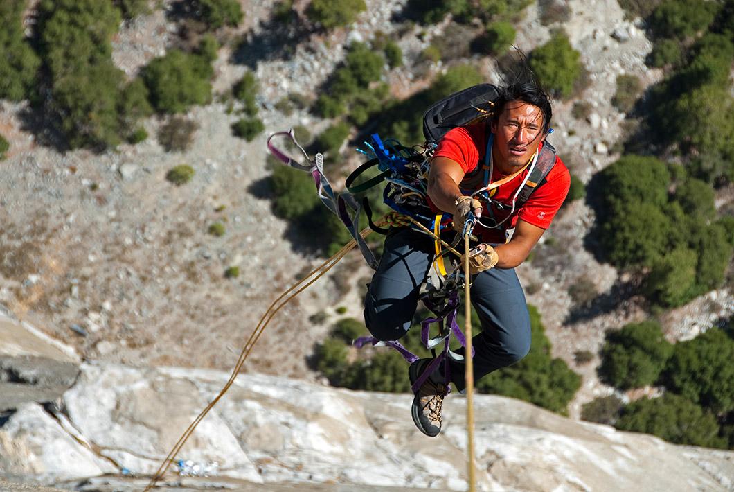 Джими Чин – ски, алпинизъм и приключенска фотография