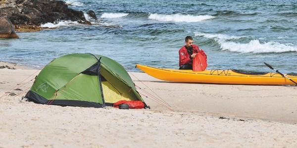 Двуместна палатка Robens Verve 2