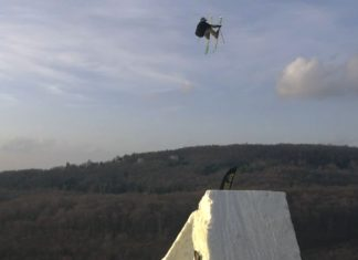 Видео на седмицата: епичен 720-градусов ски скок - Карл Фоствед - Севън Спрингс