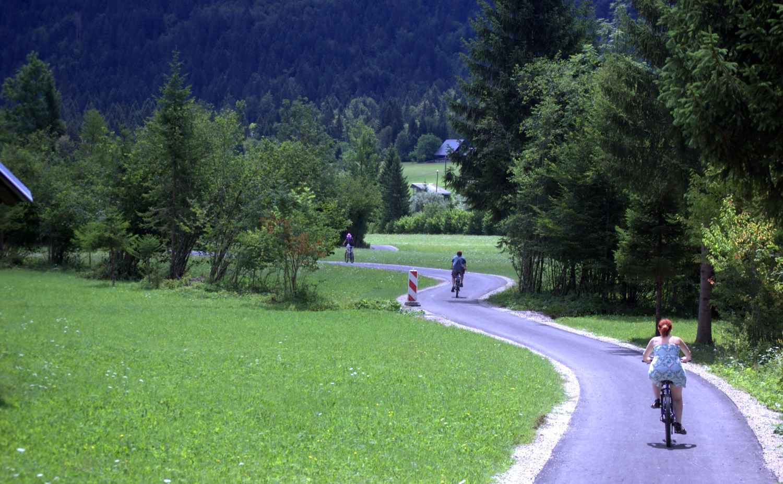 Словения: мястото за приключения на открито - Бохин