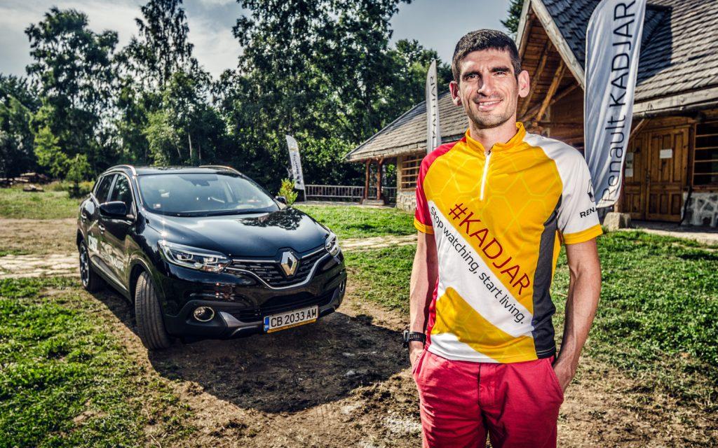 Renault Kadjar и Кирил Николов-Дизела