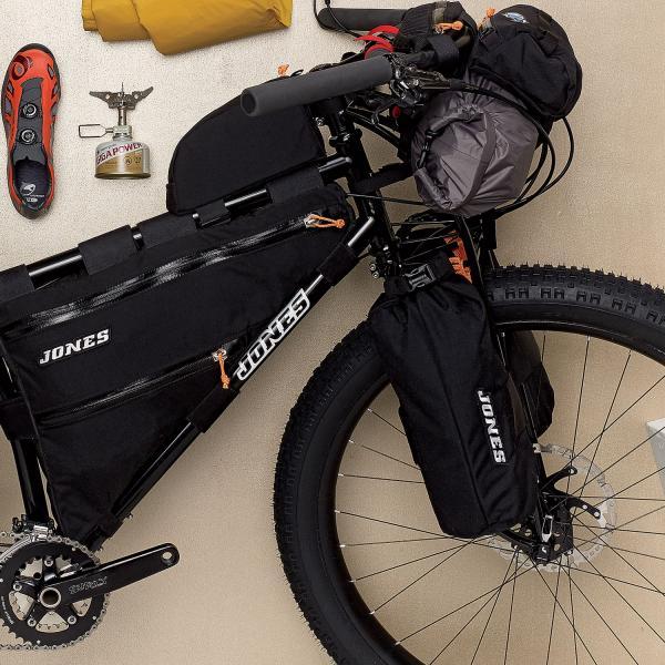 На колело с най-доброто - Jones Plus