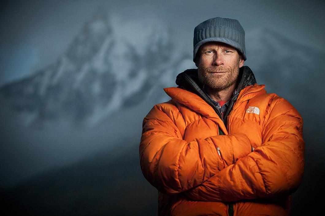 Конрад Анкер – един от най-изявените алпинисти в света