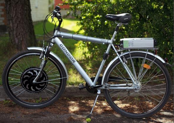Електрическите колела на Scoot