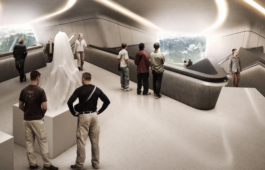 Музеят на Меснер на връх Кронплац