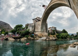Михал Навратил, Red Bull Cliff Diving
