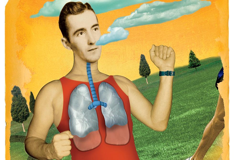 Как да дишаме, за да бягаме по-добре