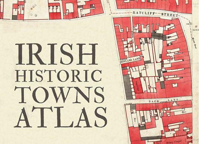 Атлас на старите градове в Ирландия