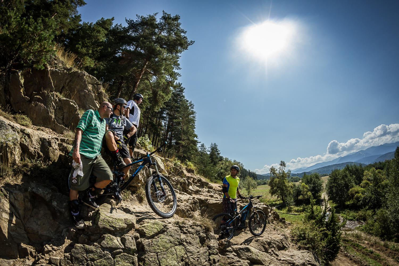 Eлектрическо колело Trek Powerfly Снимка: Георги Даскалов