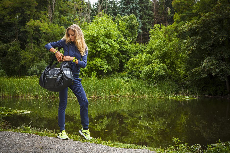 Adidas, бягане, Каролина Калибацева, Яне голев