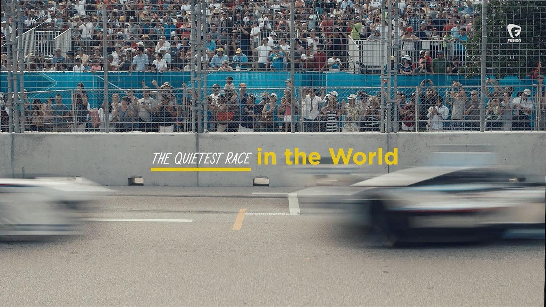 Най-тихото автомобилно състезание