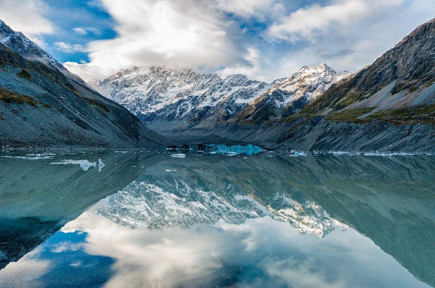 Нова Зеландия, Антъни Харисън