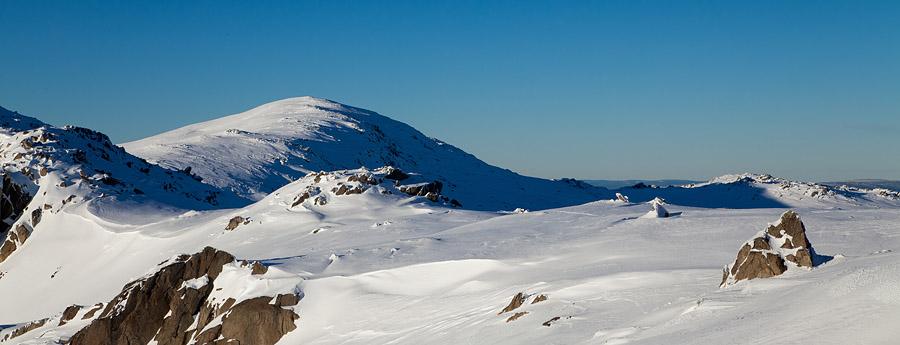 Косцюшко (2230 м), Австралия. Снимка: ozbc