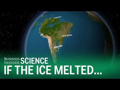 Ако всичкият лед се стопи