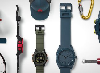 Часовниците UNIT на NIXON