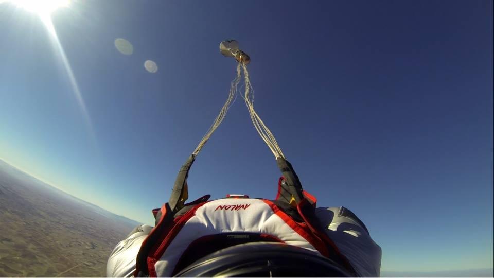 Да ти се отвори парашутът