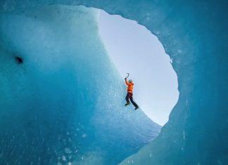 Как се покорява гигантски айсберг?