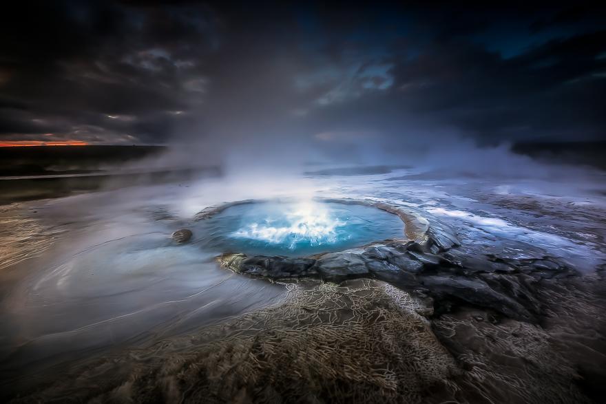 Гейзерите на Исландия