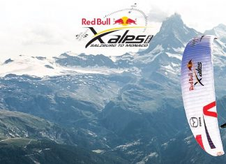 Red Bull X Alps 2015