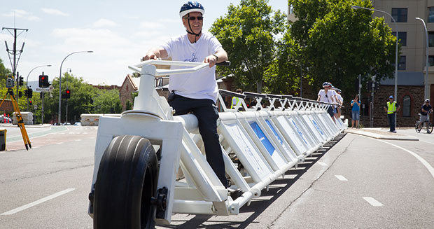longest bike