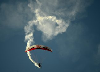 Весо Овчаров, Дубай, World Air Games