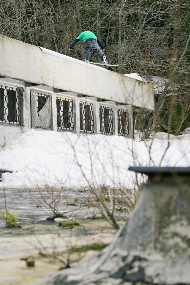 Гумата, фотография: Александър Атанасов