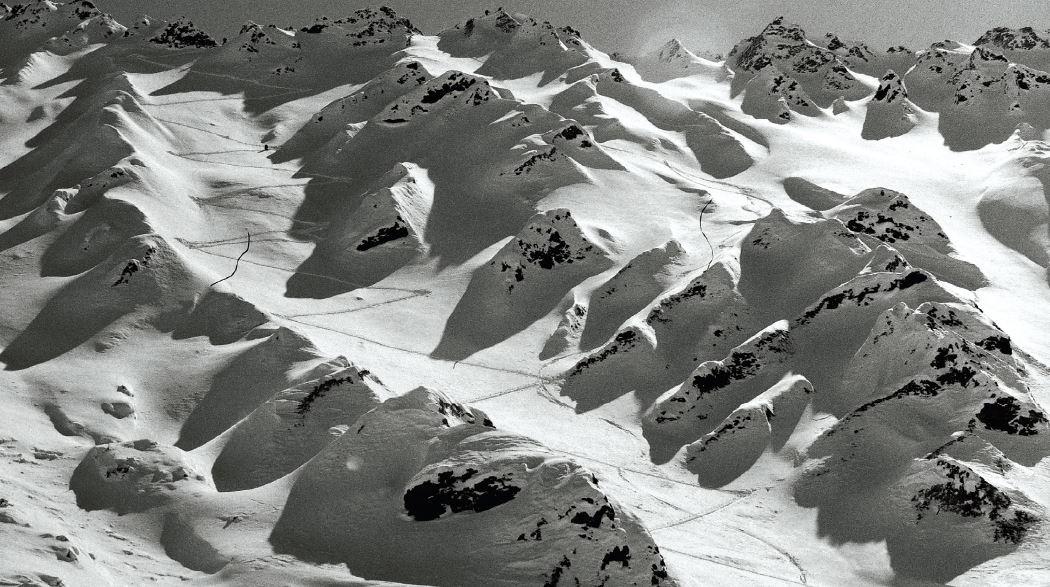 Зима 2015, Най-якият сняг е през лятото