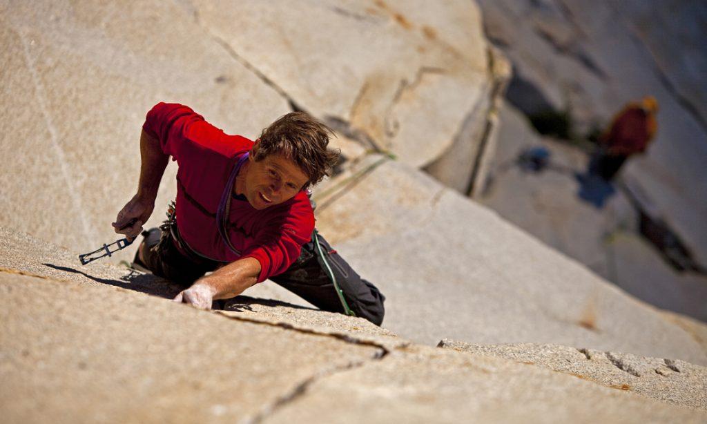 Питър Крофт. Pallisades Alpine Rock Climbing Expedition