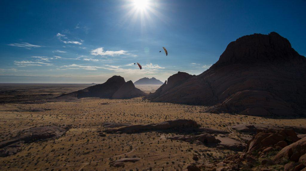 Весо Овчаров, Намибия