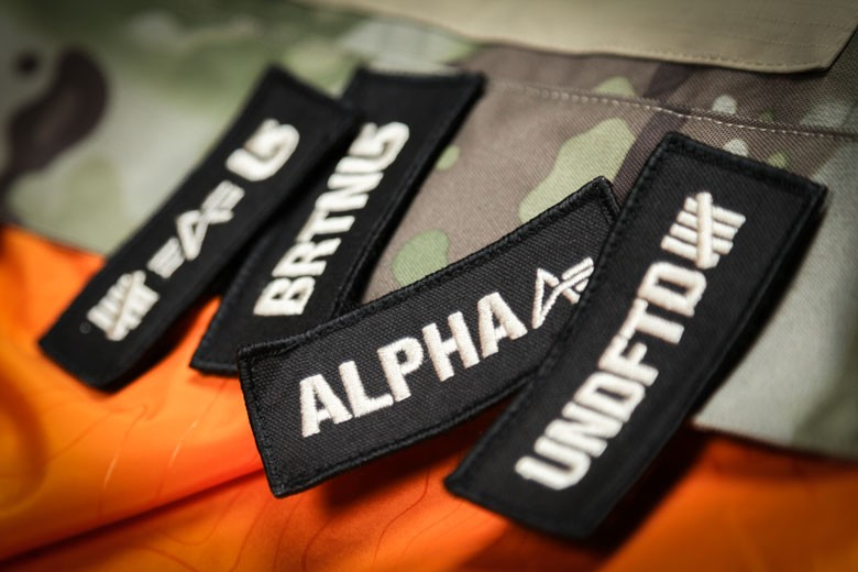 UNDEFEATED x Alpha Industries x Burto