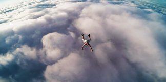 От 4000 м без парашут