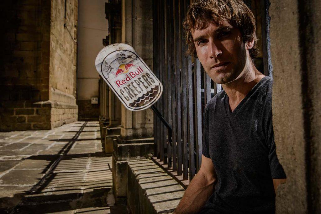 Крис Шарма. Снимка: Red Bull