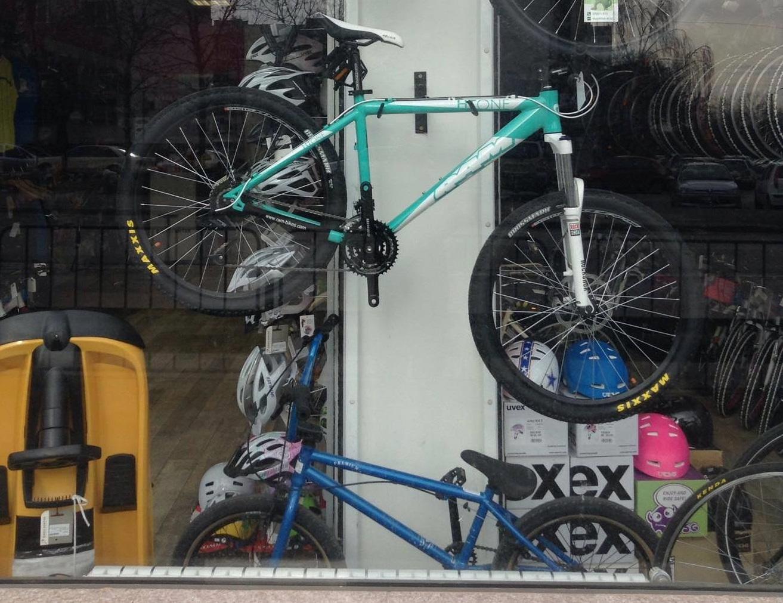 Bike Center, RAM