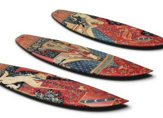 Art Surfboards