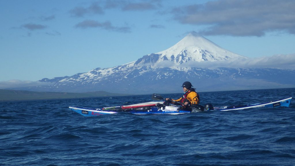 Kayaking the Aleutians