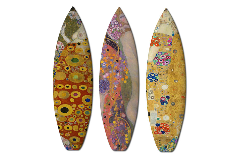 Art Surfboards