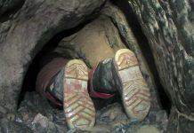 Тясна пещера